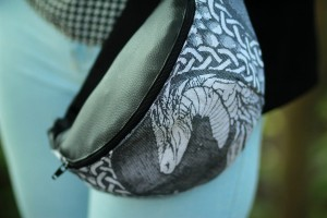 FUSION THE SNOW HIP BAG